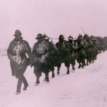 Martedì 26 Gennaio Commemorazione battaglia di Nikolayewka