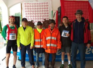 25 edizione della gara di Corsa in Montagna
