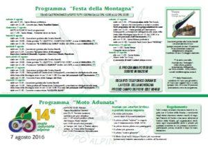 Festa della Montagna 2016