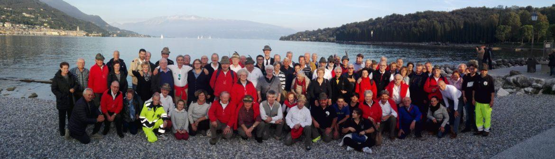 Gruppo Alpini Varese a Desenzano del Garda e Salò