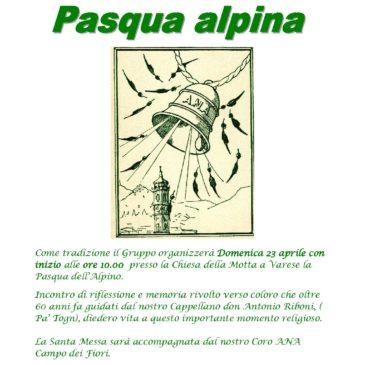 Pasqua Alpina 2017