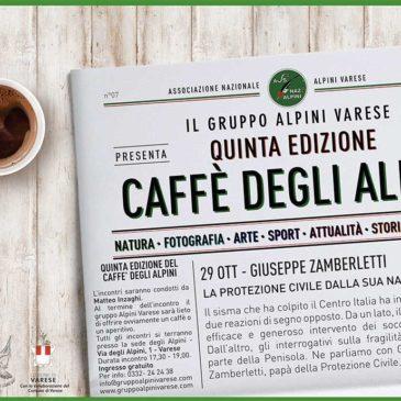 5° Edizione Caffè degli Alpini